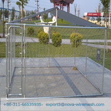 Chain link dog kennels / Wholesale dog cages