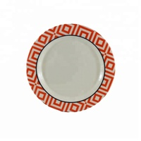 Factory Supply 9inch Melamine Dinner Plate