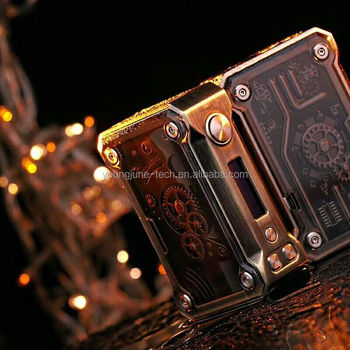 factory price mod Tesla Punk 220w top selling amazon 2017