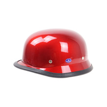 Motorcycle accessories CE certification half face vintage fancy wholesale motorcycle helmets for sale