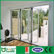 Aluminum alloy folding doors room dividers pictures