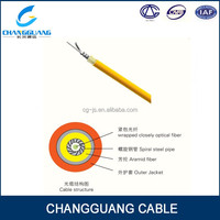 High quality OM3 fiber armouring optical cable for cabling