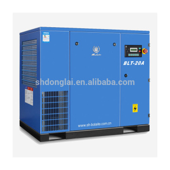 energy saving stationary bolaite screw air compressor for industry