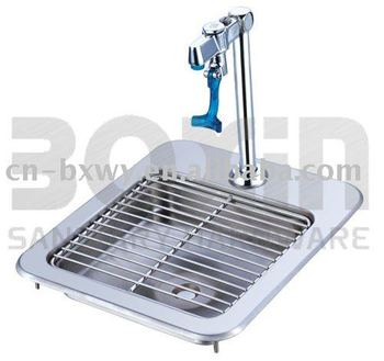 pedestal push back single glass filler service restaurant or hotel equipment