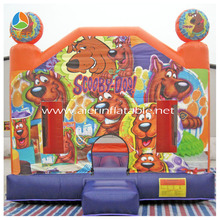 Exciting teddy bear jumping castles inflatable