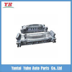 Customized service auto cast iron foundry and alminum die -casting used for car industry