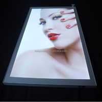 Popular best sell led magnetic light box signage