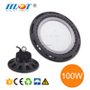 Perfect heat dissipation UFO 100W LED high bay light cover