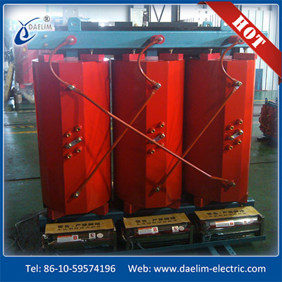 SC (B) type 20kv 1500kva Cast Resin Off Circuit Seco Transformer