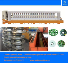 Series Automatic Granite Polishing Machine with Resin