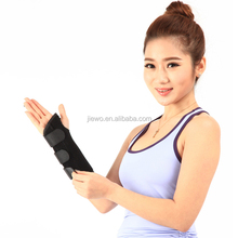 high quality medical wrist support brace with thumb