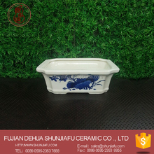 Wholesale Blue And White Porcelain Flower Pots Made In China