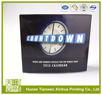 Full Color Printing professional company wall/desk/table calendar printing services