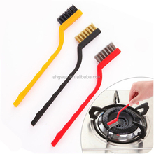 High Quality Professional remove all kinds of stains brushes nylon steel wire sweeper brush