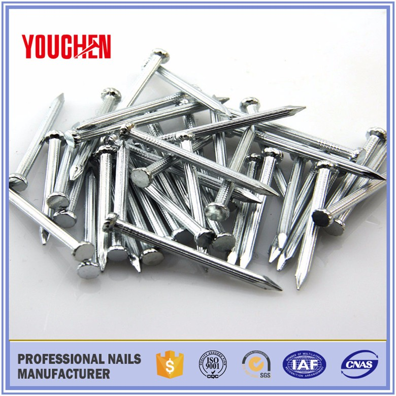 China factory direct supply high quality 1 inch to 6 inch steel common concrete nails