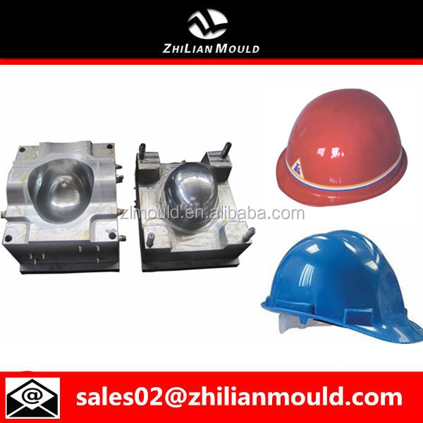 Head Molding Helmet/Helmet Mold/Plastic Helmet Mould Maker