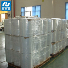 China packing material LLDPE Jumbo stretch wrap film