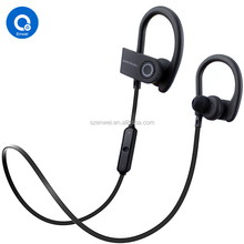 New design bluetooth 4.1 sports stereo wireless bluetooth headset protable ear hook earphone mini sweat proof G5 sport headset