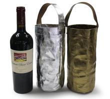tear resistance & waterproof packaging bag paper bag for wine bottle