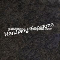 china fantasy black granite fireplace hearth