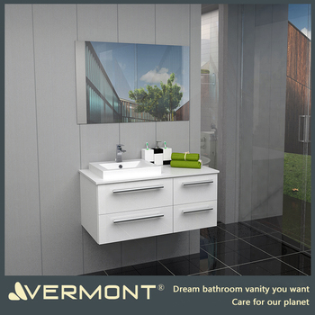2017 Bathroom furniture set with affordable price