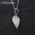 Factory Price 925 Sterling Silver Wing Angel Pendant Jewelry