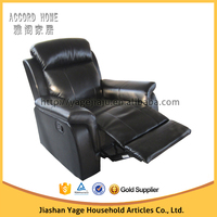 Home Furniture General Use and No Inflatable furniture recliner leather sofa
