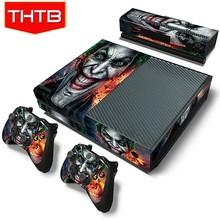 2016 Newest design for xbox one console skin stickers in stock