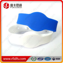 13.56mhz rfid wristbands for events