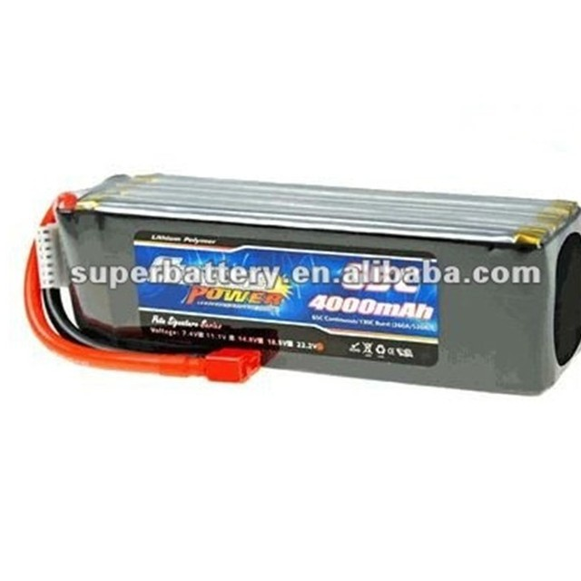 Speed RC boat 30C lipo battery high rate constant current lithium polymer battery packs