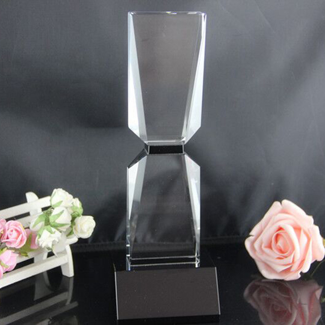 Custom fashion crystal plaque award crystal plaque