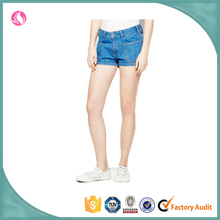 ladies latest fashion short jeans pants mini jeans shorts tight shorts for girls