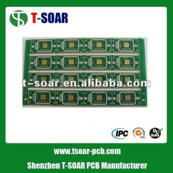 4*4 Panel Delviery Double Side PCB