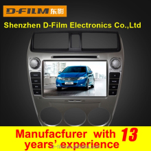 7 inch auto GPS navigation car dvd player for honda city new