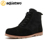 2014 New Wholesale Customzie AquaTwo ES-101636-A wool inside Men Boots