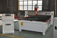 sheet metal plasma cutting machine with USA Plasma Generator alibaba china
