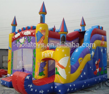 Hola new inflatable combo/American inflatable bouncerfor sale