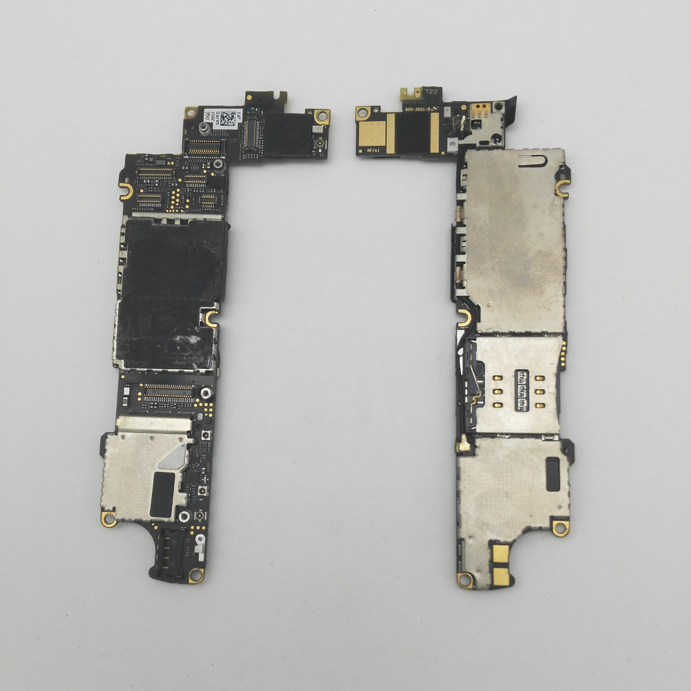 unlocked motherboard for iphone 4s 32GB, full working