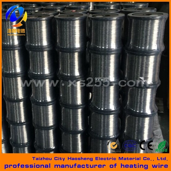 Electric current heat resistance wire heater wire Cr25AL5 Cr23AL5 Cr21AL6 Cr19AL3