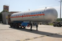 20Ton LPG road Tanker for 25T Cooking Gas Tanker Trailer for sale Luanda