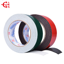 Strong sticky adhesive waterproof double sided fabric tape