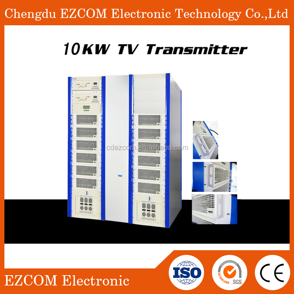 10KW TV TRANSMITTER BROADCAST EQUIPMENT MANUFACTURER