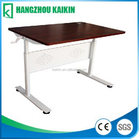Big size classical wooden hand carved CEO office desk, master desk, boss desk QJB102