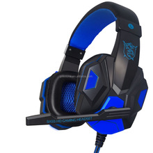 China electronics market High quality gaming headset with mircophone