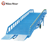 Mobile yard ramps for loading/container unloading equipment 12T( SS-DCQ6)