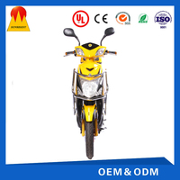 Hydraulic Shock Cheap Automatic Motorcycle