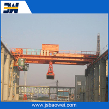 eletromagnetic bridge crane with double girder electric magnet overhead /bridge crane