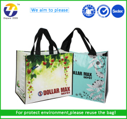 oem wholesale modern tote fashionable cheapest customized shopper bag foldable