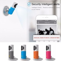 P2P IP/Network baby monitor camera with Two-Way Audio , Night Vision ,Intelligent Alerts and Intelligent videoing
