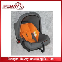 Competitive price trade assurance baby car driver seat